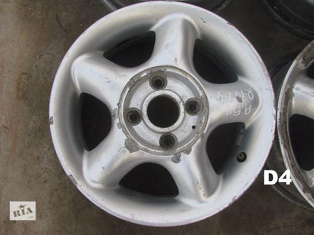 бу диск литой для Audi B4 1994 R14 в Львове