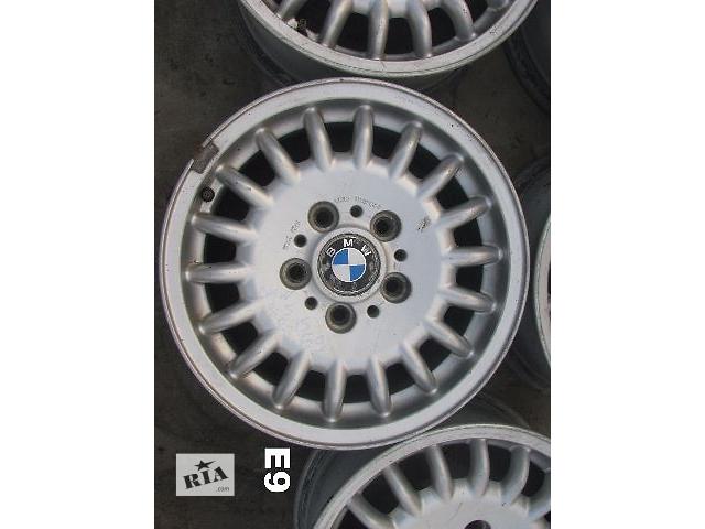 купить бу диск литой для BMW 3-, 5- Series 1995 R15 в Львове