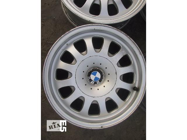 продам диск литой для BMW 5 Series E39 1996 R15 бу в Львове