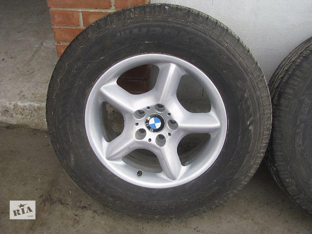 купить бу диск литой для BMW X5 E53 2003 R17 в Львове