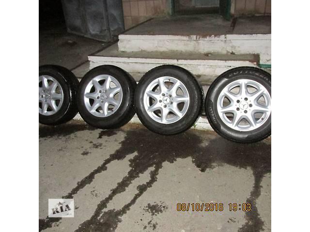 бу  Диск для легкового авто Mercedes  R 16 в Ровно