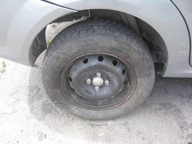 продам  Диск для легкового авто Renault Logan бу в Днепре (Днепропетровск)