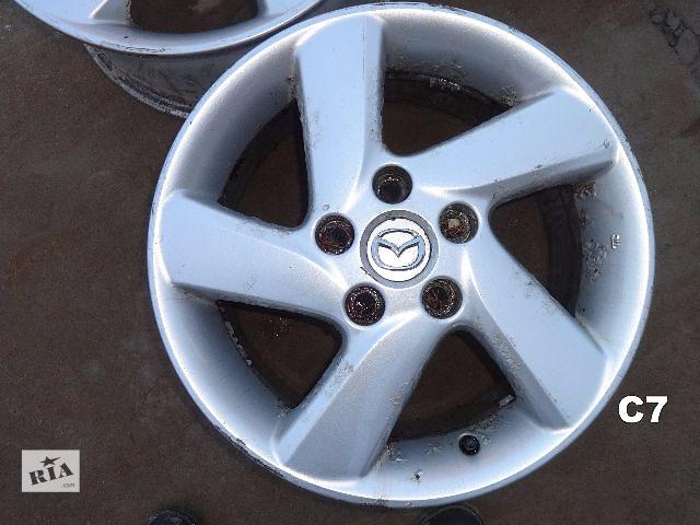 купить бу диск литой для Mazda 6 2004 R16 в Львове