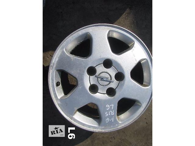купить бу диск литой для Opel Astra G 2002 R15 в Львове