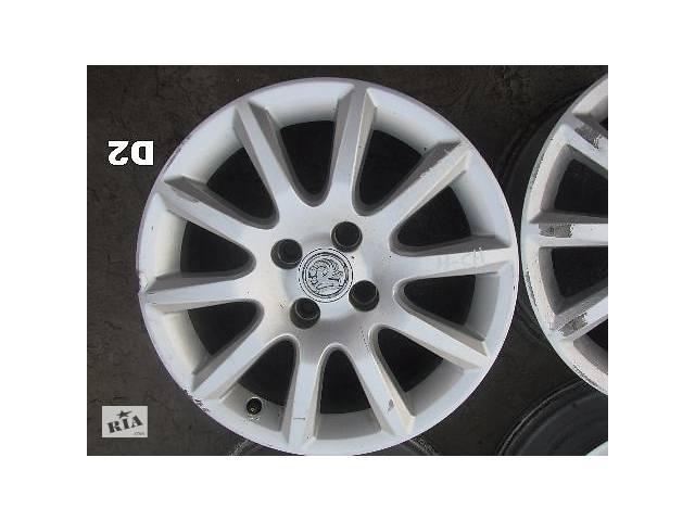 купить бу диск литой для Opel Astra H 2006 R16 в Львове