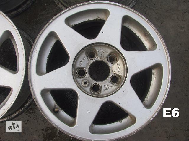 продам диск литой для Opel Omega B 1996 R15 бу в Львове