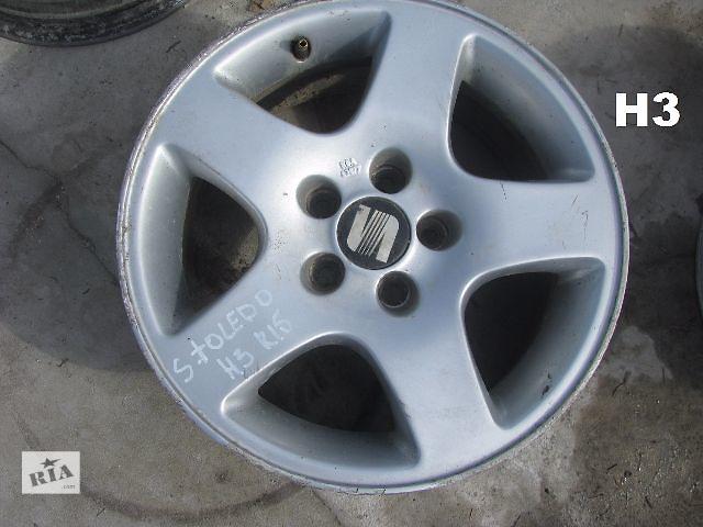 бу диск литой для Seat Toledo 2003 R15 в Львове