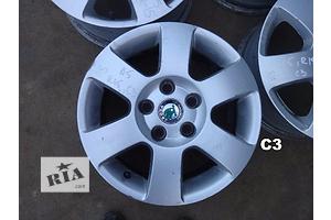 б/у Диски Skoda Octavia A5