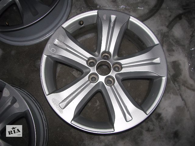 купить бу диск литой для Toyota Highlander 2012 R19 в Львове
