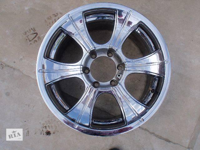 купить бу диск для Toyota Land Cruiser Prado 150 2013 R18 в Львове
