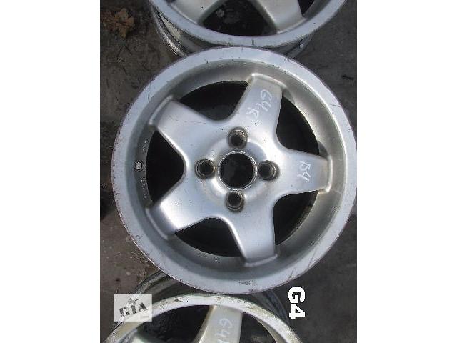 бу диск литой для Volkswagen Passat B4 1994 R16 в Львове
