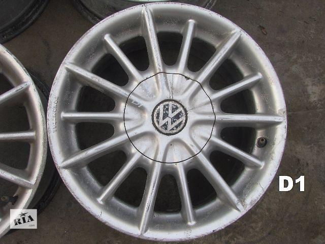 диск литой для Volkswagen Passat B5 1998 R15- объявление о продаже  в Львове