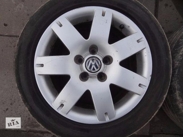 Диск литой для Volkswagen Passat B5 2002 R16- объявление о продаже  в Львове