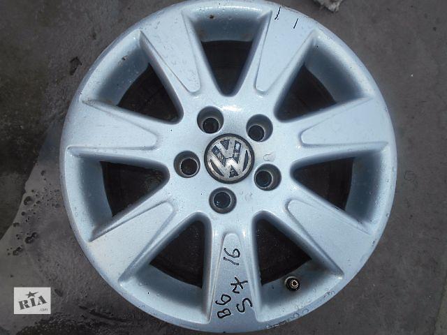 купить бу диск литой для Volkswagen Passat B6 2006 R16 в Львове