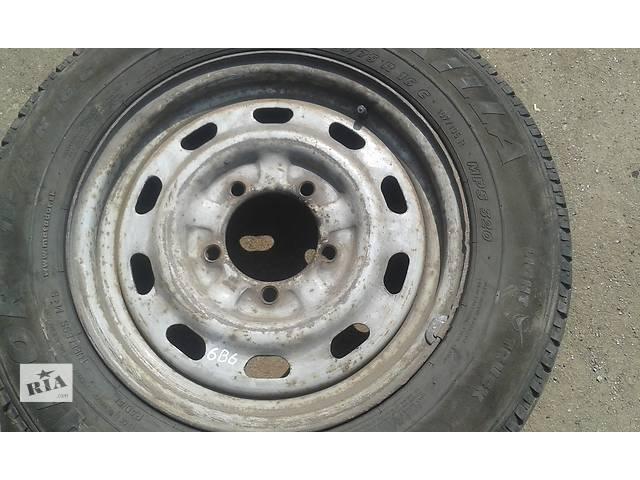 Диск колесный для ГАЗ Соболь- объявление о продаже  в Виннице