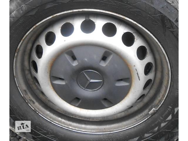 купить бу Диск колесный, колісний R16 Mercedes Sprinter 906 315 2006-2012г в Ровно