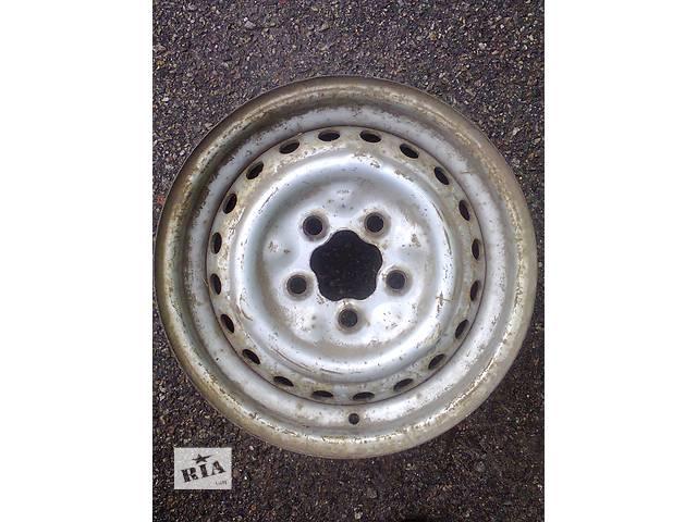 бу Диск колесный стальной R14 Audi, Volkswagen. в Запорожье