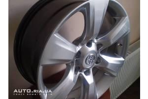 Диски Toyota Fortuner