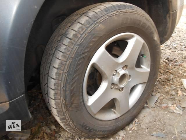 бу  Диск литой R17 Volkswagen T5 (Transporter) 2003-2009г в Ровно