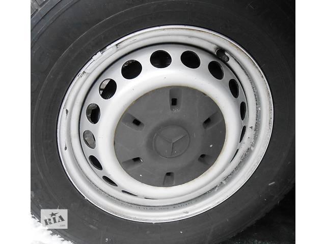 купить бу Диск металический, металевий Mercedes Sprinter 903, 901 (96-06гг) 208 - 616 в Ровно