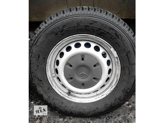 бу Диск R15 (5x130) R16 (6x130) 5.5', 6' Фольксваген Крафтер Volkswagen Crafter 2006-10гг. в Ровно