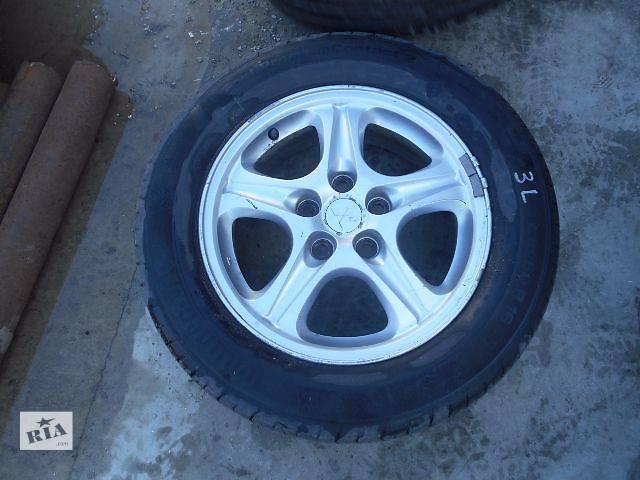 бу Диск литой с шиной для Mitsubishi Outlander 2005 215/60/R16 в Львове