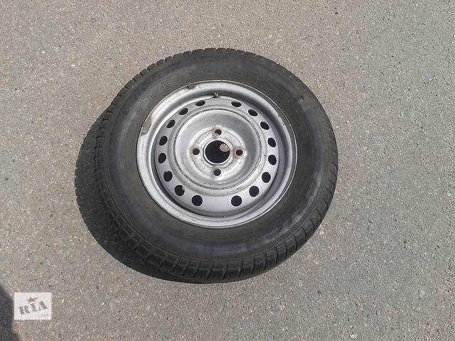 продам диск с шиной  Daewoo Lanos R 13 бу в Запорожье
