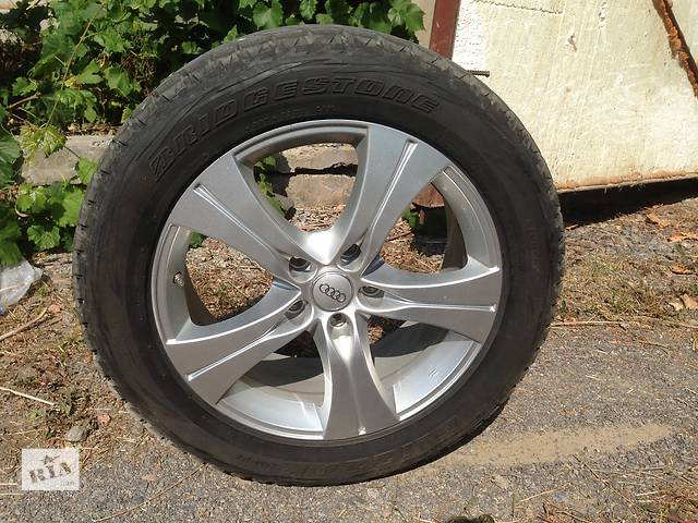 продам  диск с шиной для кроссовера Audi Q7 бу в Виннице