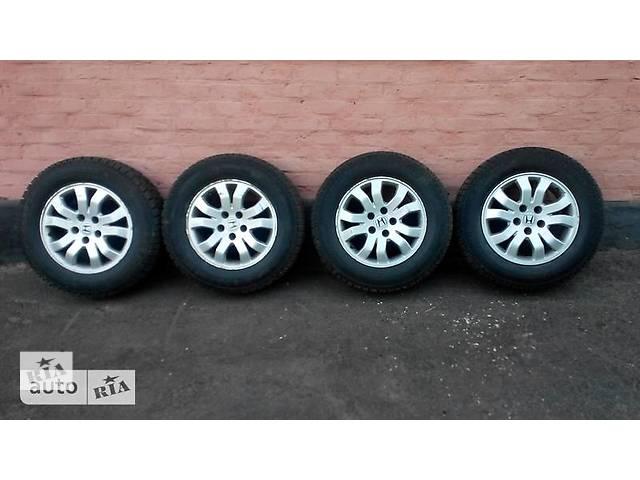 продам Диск с шиной для кроссовера Honda CR-V бу в Чернигове