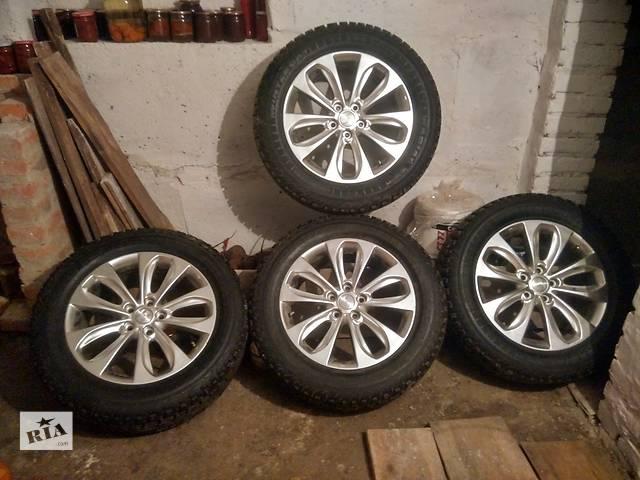 купить бу  диск с шиной для кроссовера Mazda CX-9 в Кропивницком (Кировограде)