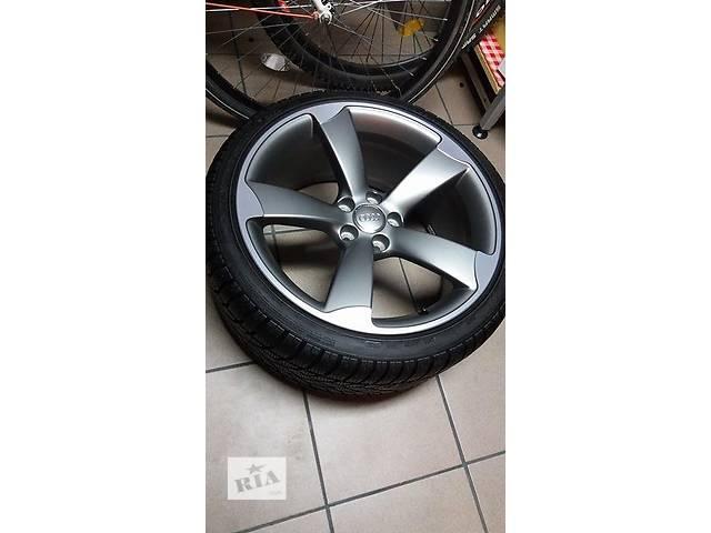 продам  диск с шиной для легкового авто Audi A5 ROTOR 255/35/19 бу в Ужгороде