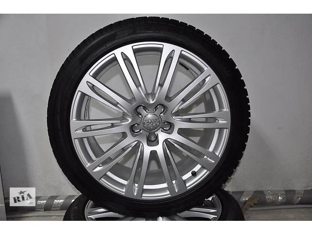 купить бу  диск с шиной для легкового авто Audi A8 265/40/19. в Ужгороде