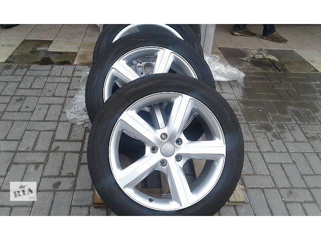 купить бу Диск с шиной для легкового авто Audi Q7 2014 в Виннице