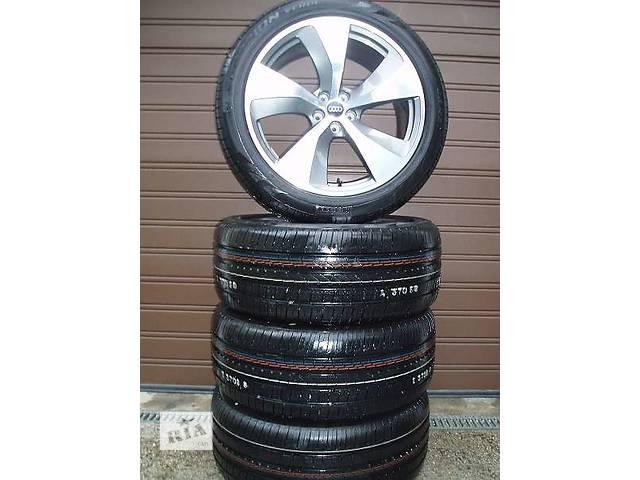 купить бу  диск с шиной для легкового авто Audi Q7 285/40/21. в Ужгороде
