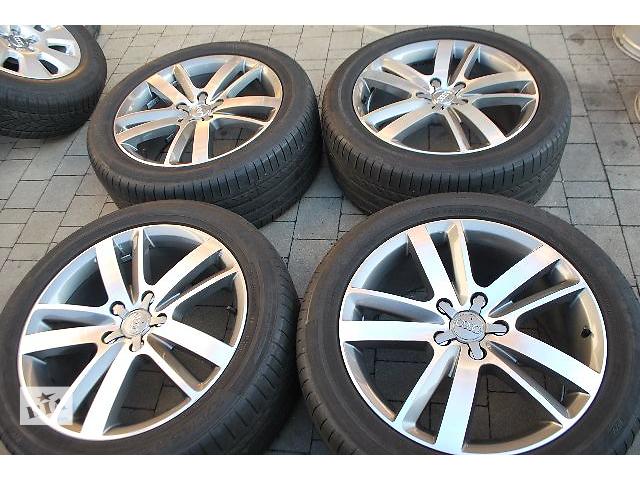 купить бу  диск с шиной для легкового авто Audi Q7  r20. 275/45/20. в Ужгороде