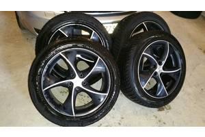 диски с шинами Audi