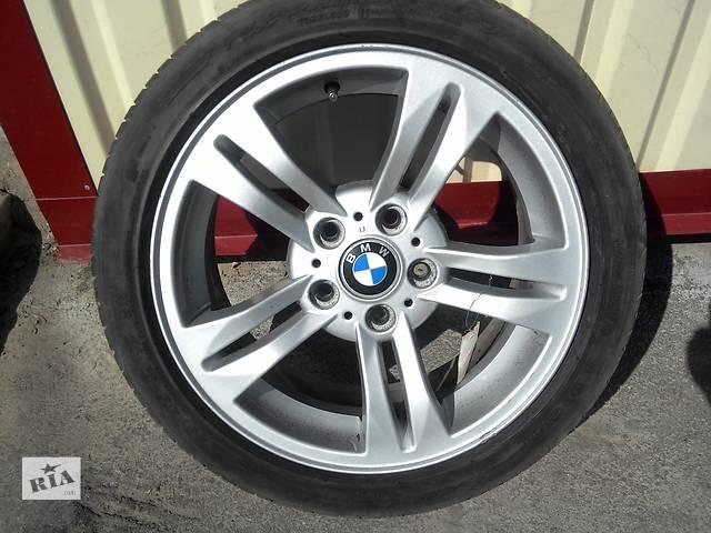 продам Диски оригиналы BMW R17 5-120 с резиной мишелин 225-45-17 бу в Кропивницком (Кировоград)