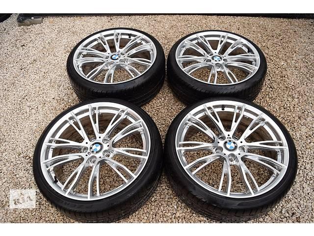 продам  диск с шиной для легкового авто BMW 3 Series F30 бу в Ужгороде