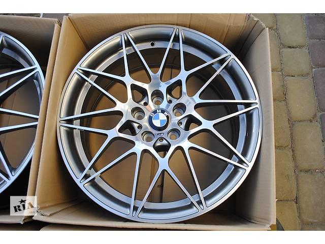 бу  диск с шиной для легкового авто BMW 3 Series F30 в Ужгороде