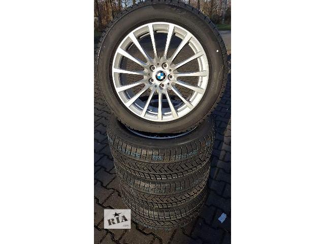 диск с шиной для легкового авто BMW 7 Series 2016 g11 g12.5x112.245/50/18.pirelli winter.- объявление о продаже  в Ужгороде