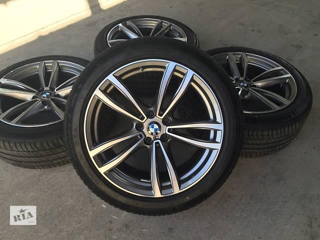 диск с шиной для легкового авто BMW 7 Series 245/45/19.275/40/19.- объявление о продаже  в Ужгороде