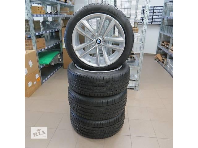 продам  диск с шиной для легкового авто BMW 7 Series G11 G12.R19 бу в Ужгороде