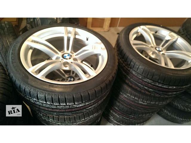 диск с шиной для легкового авто BMW М5 style 408m.255/40/19.pirelli winter.- объявление о продаже  в Ужгороде