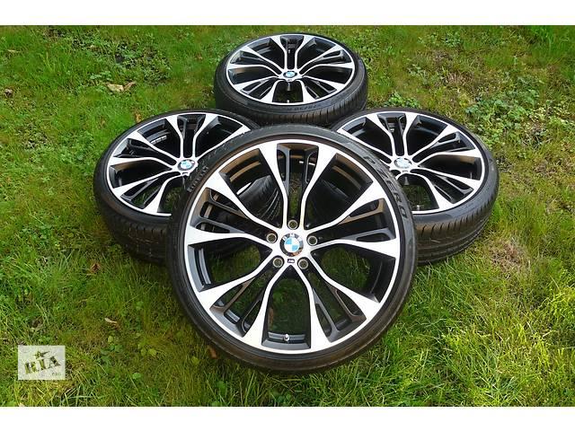 продам  диск с шиной для легкового авто BMW X4 X3 F25 F26  бу в Ужгороде