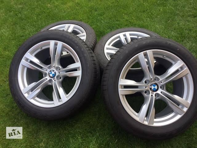 продам  диск с шиной для легкового авто BMW X5 F15 467M 255/50/19.285/45/19 бу в Ужгороде