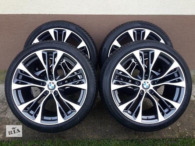 диск с шиной для легкового авто BMW X5 f15 .r21.599 performance.285/35/21.325/30/21.- объявление о продаже  в Ужгороде