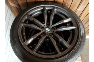 Новые диски с шинами BMW X5 M