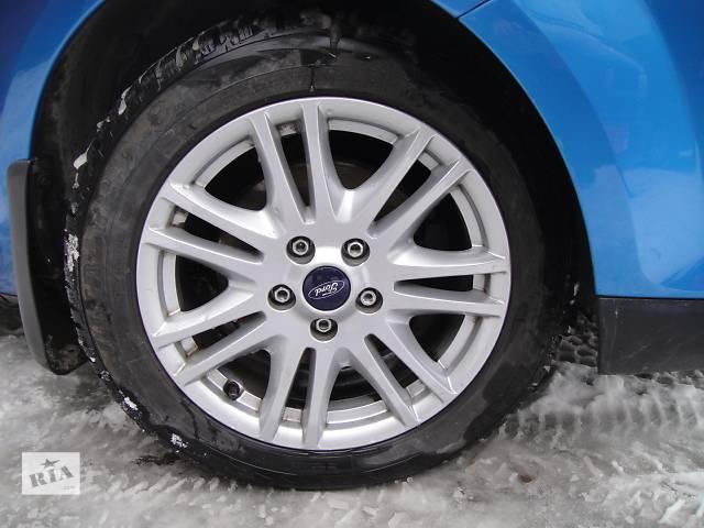 Диск с шиной для легкового авто Ford Focus- объявление о продаже  в Львове