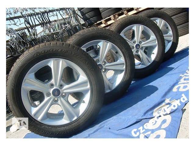 продам  диск с шиной для легкового авто Ford Kuga бу в Ровно