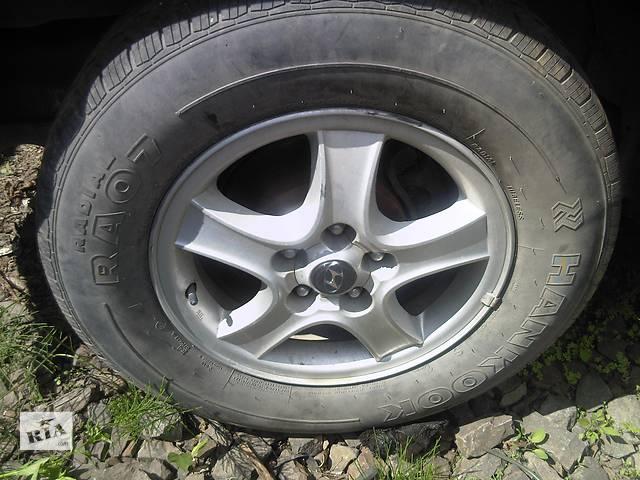 купить бу  Диск с шиной для легкового авто Hyundai Santa FE в Ужгороде